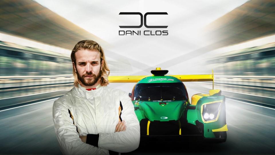 Smartfuel colabora con Dani Clos para ser aún más rápidos