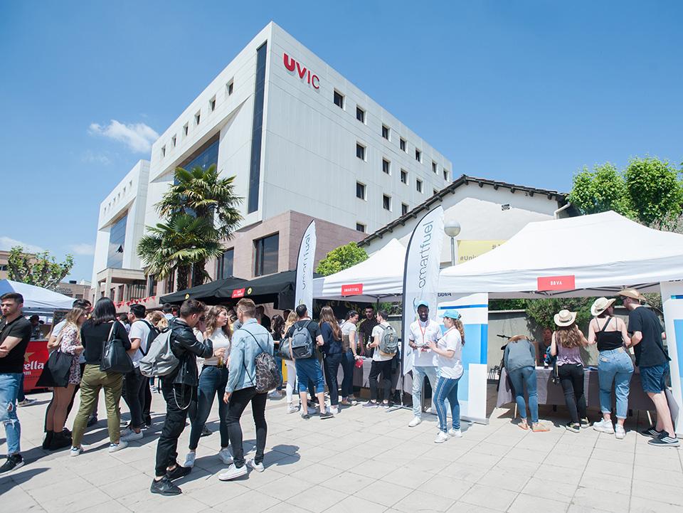 Smartfuel se suma a la 5ta edición del UVic Campus Market