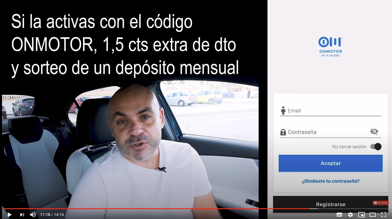 Juan Francisco Calero recomienda Smartfuel