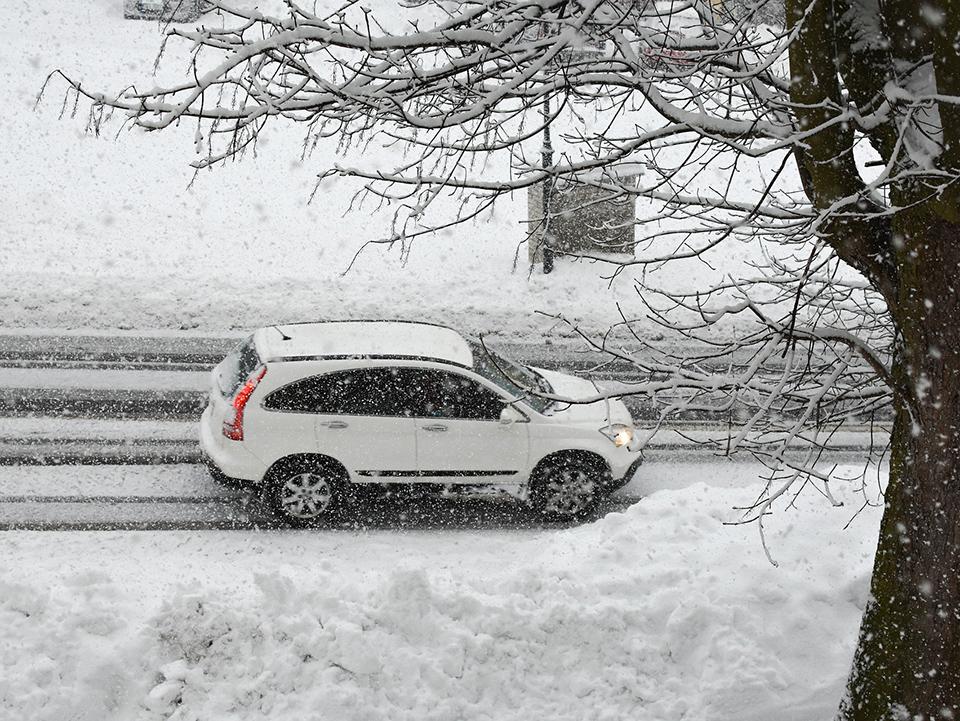 #BeSmart: Cómo mantener tu coche en invierno